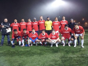 SEATTLE STARS FC INTERLIGA ESPANOLA UNIFORM