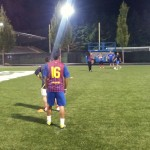 first day of the seattle stars fc practice