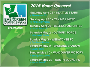 zzz 2015 home openers